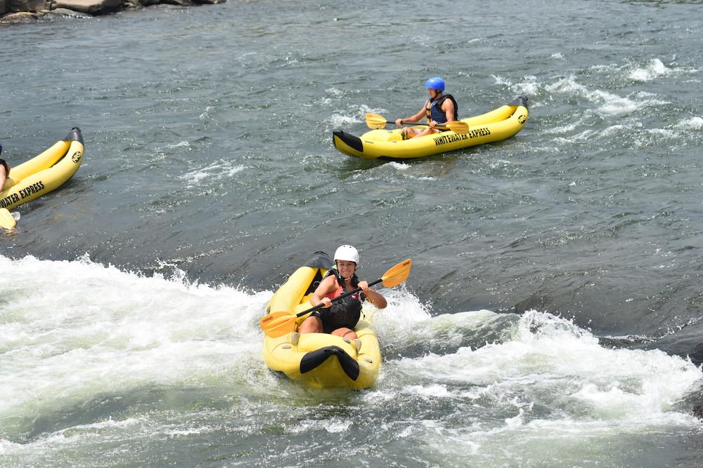 Rafting Near Florida
